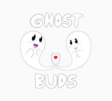 Ghost Buds (with text) T-Shirt