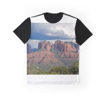 Sedona Arizona Landscape Graphic T-Shirt