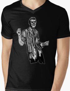 ZOMBuddy Mens V-Neck T-Shirt