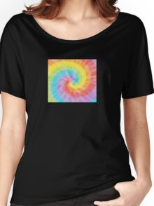 Color the Rainbow Women's Relaxed Fit T-Shirt