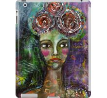 painted doubt iPad Case/Skin