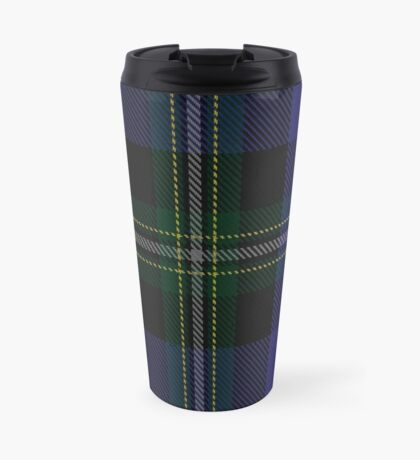 00793 Buckie National Tartan  Travel Mug