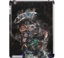 Steampunk Queen Science Fiction Portrait iPad Case/Skin