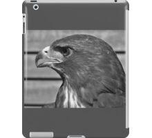 Nike (Black and White) iPad Case/Skin