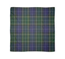 00811 West Coast WM 1290 Tartan  Scarf
