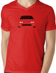 DC2 simple design Mens V-Neck T-Shirt