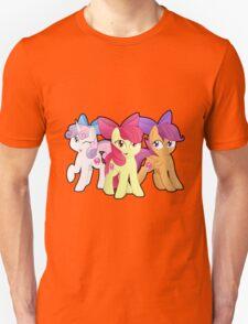 Cutie Bow Crusaders! Yay! T-Shirt