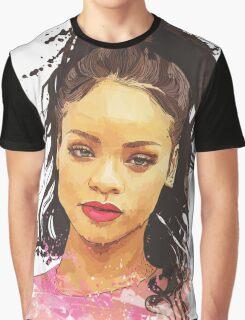 rihanna 02 Graphic T-Shirt