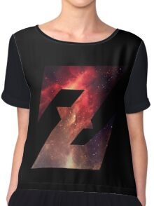 Galaxy DBZ Logo Chiffon Top