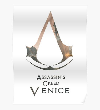 Assassin's Creed Venice Poster