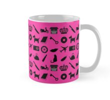 What Big Girls Are Made Of (Pink) Mug
