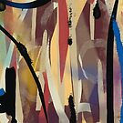 Abstraction Abstract by Cherie Balowski