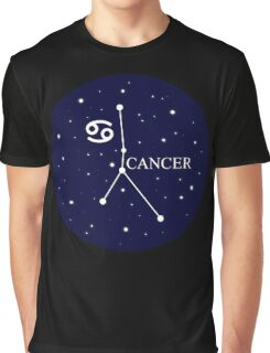 Cancer Graphic T-Shirt