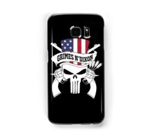 punisher G N' D Samsung Galaxy Case/Skin