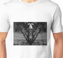 Grand Canyon Divine Feminine Full Moon Unisex T-Shirt