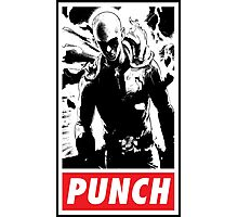 Punch Photographic Print