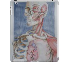 Anatomical Man iPad Case/Skin