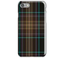 00846 West Coast WM 849-3 Tartan  iPhone Case/Skin