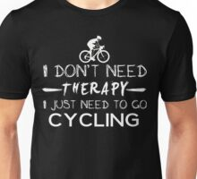 Cycling Unisex T-Shirt