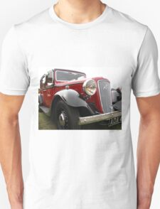 Austin Six ( Red ) Unisex T-Shirt