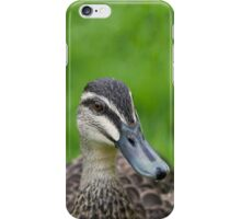Ducks are so under-rated! iPhone Case/Skin
