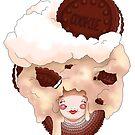 Doll faced dearies, Coco cookies n cream by Bantambb