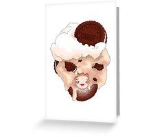 Doll faced dearies, Coco cookies n cream Greeting Card