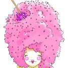 Doll faced dearies, Rita rocky candyfloss by Bantambb