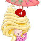 Doll faced dearies, Daisy Dole Whip by Bantambb