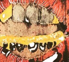 Teeth-y Sticker