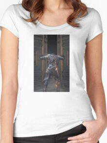 Into the Abyss Women's Fitted Scoop T-Shirt