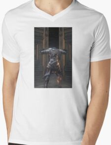 Into the Abyss Mens V-Neck T-Shirt