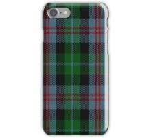 00876 Wellington (Wilson) #2 Tartan  iPhone Case/Skin