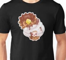 Doll faced dearies, Winifred waffle and cream Unisex T-Shirt