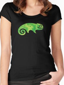 Linux SUSE Women's Fitted Scoop T-Shirt