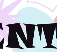 MBTI Type: ENTP Sticker