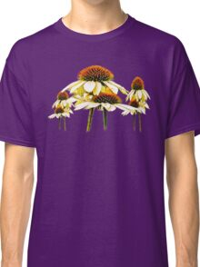 Cone flowers  Classic T-Shirt