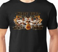 Giants Mercy Rule (Dark) Unisex T-Shirt