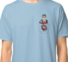 Nostalgia Critic Pocket Buddy Classic T-Shirt