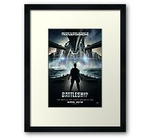 Battleship - Movie Framed Print
