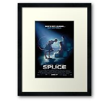 Splice - Movie Framed Print