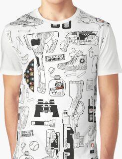 Zedtown Survival Kit Graphic T-Shirt