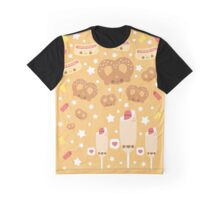 Summer Snacks Graphic T-Shirt