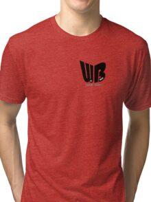 Wie Blöd  Tri-blend T-Shirt