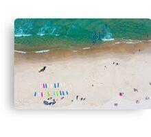 Paddle Canvas Print