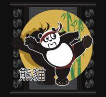 Martial Arts Panda One Piece - Short Sleeve
