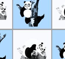 Pandas Checker - Blue Sticker