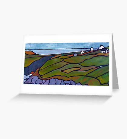 Dingle Peninsula, Ireland Greeting Card