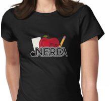 Nerd - Logo 2 Womens Fitted T-Shirt