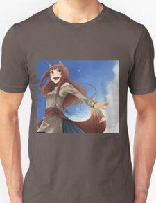 Holo The Wisewolf Unisex T-Shirt